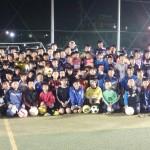 静岡県サッカー協会主催ゴールキーパー講習